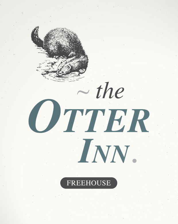 The Otter Inn - Brand Identity