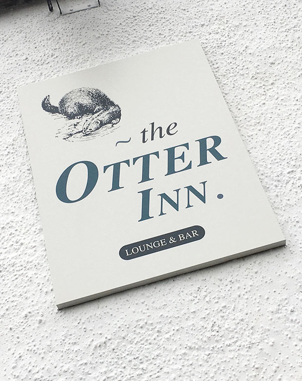 The Otter Inn - Menu