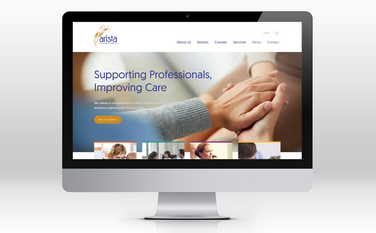 Arista Associates Website
