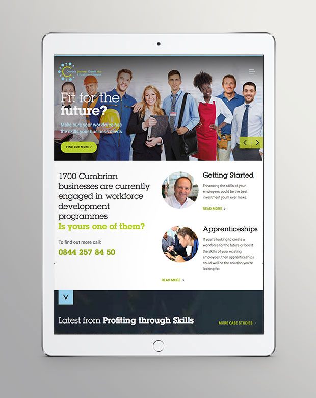 Profiting through Skills on iPad